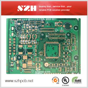 High Quality Immersion Gold 4-Layer PCB pictures & photos