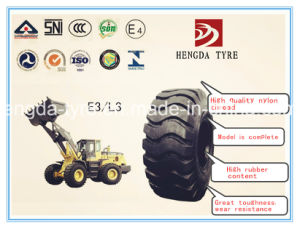 29.5-25 E3/L3 OTR Tire for Dump Truck Bias Loader Tyre