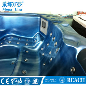5 Person Wholesale Outdoor SPA Hot Tub with 2 Lounges (M-3362) pictures & photos