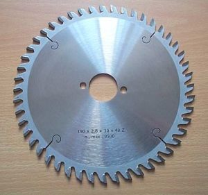 T. C. T Circular Saw Blade for Wood pictures & photos