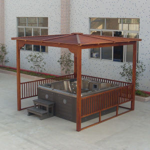 Outdoor Rattan Gazebo