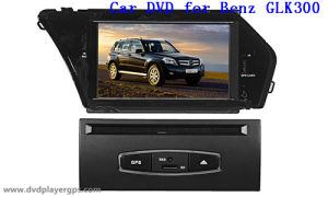 Car Audio Car DVD Player for Benz Glk300 with GPS