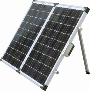 Portable Solar Panel Mono 200W Folded for Camping pictures & photos