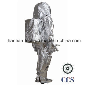 CCS/Ec Fire Clothes for Fire Fighting (HTJH10-3) pictures & photos