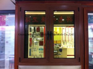 High Quality Aluminum Window, Aluminium Casement Window with As2208 Double Glazing pictures & photos