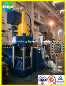Hydraulic Metal Iron Press Machine for Recycling (SBJ-360) pictures & photos