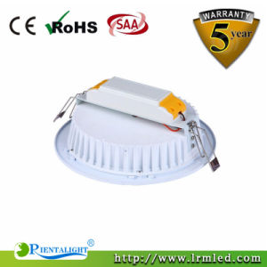 China Manufactory Trade Price Simple Installation for 12W LED Downlight