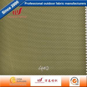 Polyester FDY 400dx400d 84t Fabric for Bag Luggage Tent