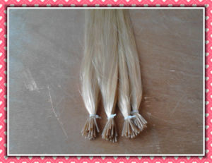 Remy Hair Pre-Bonded Hair Extension I-Tip pictures & photos