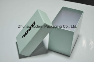 Customized Printing Logo Stamping/UV Coating/Embossed Gift Packaging Box pictures & photos