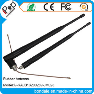 Rubber Antenna 2.5g WiFi Antenna for Wireless Receiver Router Antenna