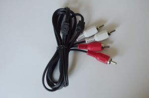 Audio Video Cable, 2r-2r (AVC-05)