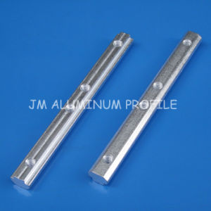 Steel Material Sliding Profile Connector for Aluminum Profiles pictures & photos