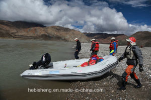 3.8m Inflatable Boat 6 Person pictures & photos