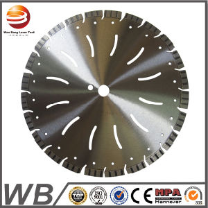 Leading Quality Widely Used Segmented Diamond Saw Blades for Cutting pictures & photos
