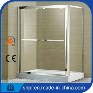 Factory Direct Selling Simple Shower Room with 304#Ss