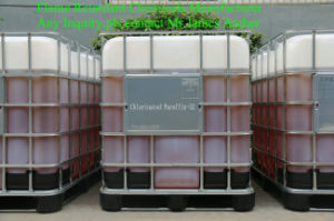 PVC Plasticizer Chlorinated Paraffin 52 with IBC Drum Packing pictures & photos