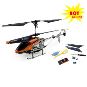 R/C Heilcopter-3.5 Channel R/C Helicopter With Gyro (JY-6030)
