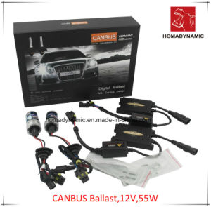 12V 55W Canbus Ballast HID Xenon Kit with 2 Years Warranty, Quality HID Kit White 1090-1 pictures & photos