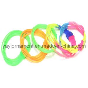 Silicone Bracelet/Silicone Wristband/Fashion Bracelets (YY-04-002)