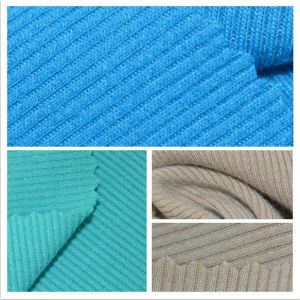 90% Polyester 10% Rib Knit for Waistband pictures & photos