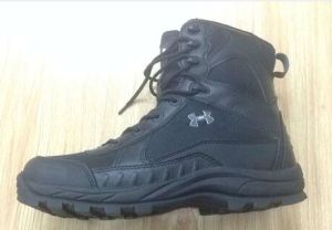 cheaper dcefd c8160 China Tactical Black Waterproof Outdoor Under Armour Boots - China ...