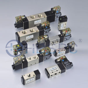 Valvula Solenoid Valves Simple 5V2p 1/8 24VCD pictures & photos