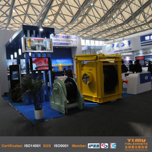 China Trade Fair Booth Design and Cosntruction