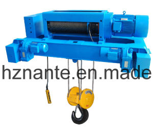 Double Girder Electric Wrie Hoist SH Type pictures & photos