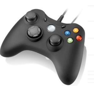 PC Game Controller with Dual Shock (SP1065)