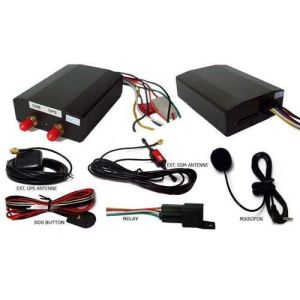 Real Time Car GPS Tracker Remote Control Oil and Engine (KS168)