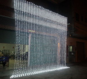 China top quality 6x6m pure white led stage lights outdoor lighting top quality 6x6m pure white led stage lights outdoor lighting xmas net light aloadofball Images