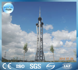 China Tubular and Angle Easy-Installation Steel Tower (Light Type)