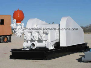 Bw 250 Horizontal Triplex Piston Mud Pump Driven by Caterpilliar pictures & photos