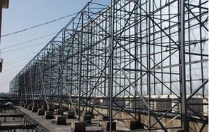 Low Cost Steel Structure/Space Frame pictures & photos