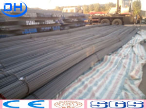12mm Deformed Steel Bar, Steel Iron Rod in China Tangshan pictures & photos