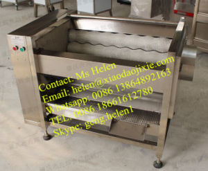 Carrot Peeling and Cleaning Machine/Carrot Peeler Machine pictures & photos