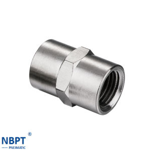 Pneumatic Plug Fittings for All Copper External Screw Thread Nbpt