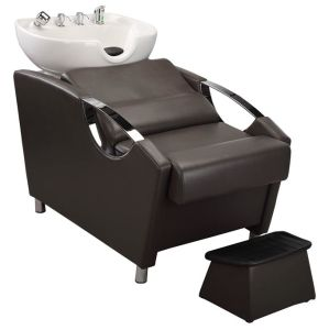 Brown Wash Shampoo Chair with Cheap Price (MY-C960) pictures & photos