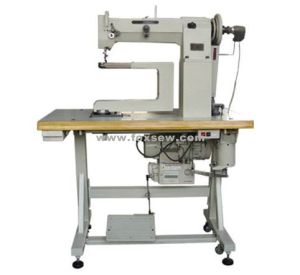 Lockstitch Omnidirectional Sewing Machine for Leather Shoes pictures & photos