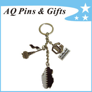 Key Chain with Soft Enamel (Key Chain-157) pictures & photos