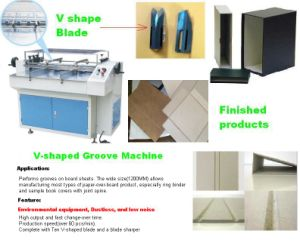 Knife Cutter for Groove Machine