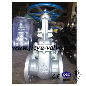API 600 Casting Stem Gate Valve pictures & photos
