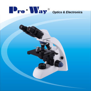 High Quality Education Biological Microscope Xsz-Pw105 pictures & photos