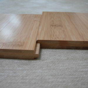 Natural or Carbonized Strand Woven Bamboo Flooring pictures & photos