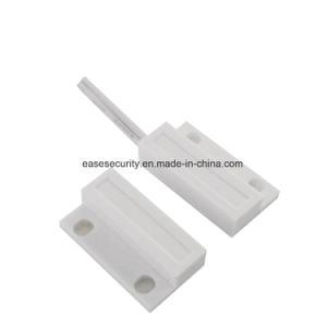 Surface Mounted Wired Door Contact for Wooden Door Window (MC-40) pictures & photos