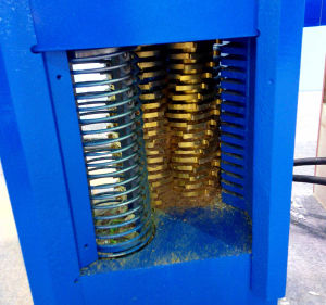 Single Drum Waste Water Grinder (rags, trashes, rocks and wood) pictures & photos