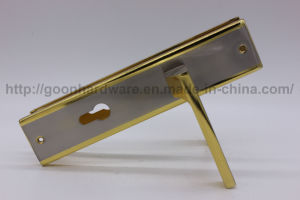 Aluminum Handle on Iron Plate 084 pictures & photos
