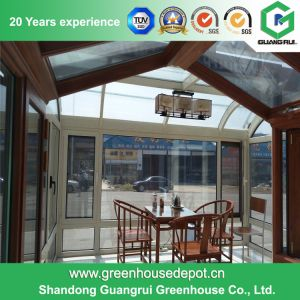 High Quality Glass Garden Greenhouse on Sale