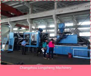 Hydraulic Plastic Injection Molding Machine with Servo Motor pictures & photos